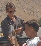 Tom Cruise und Dustin Hoffman in 'Rain Man'